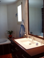 Wenge Bathroom