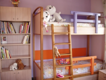 Double-Bed Nursery